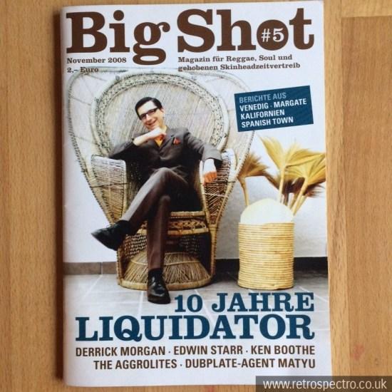 Big Shot fanzine