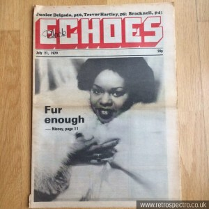 Black Echoes 21 July 1979