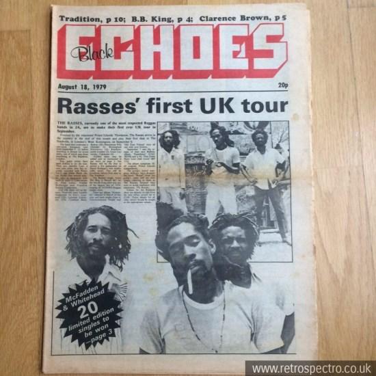 Black Echoes 18 August 1979
