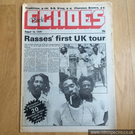 Black Echoes 18 August 1979