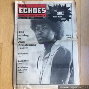 Black Echoes 25 September 1976