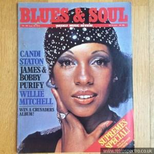 Blue & Soul - No 198