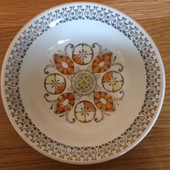 Broadhurst cereal bowl