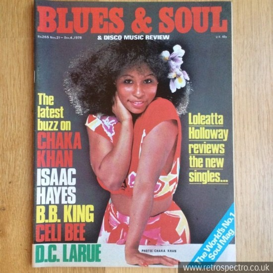 Blues & Soul - No 265