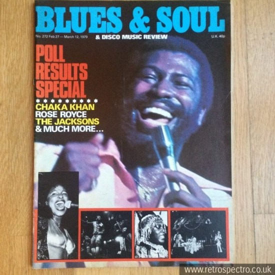 Blues & Soul - No 272