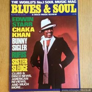 Blues & Soul - No 275