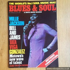 Blues & Soul - No 278