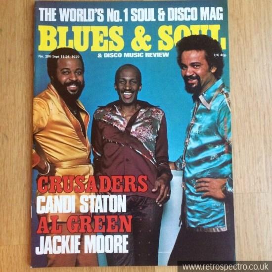 Blues & Soul - No 286