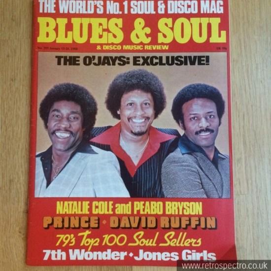 Blues & Soul No 295