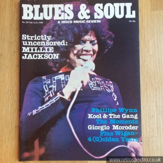Blues & Soul No 297