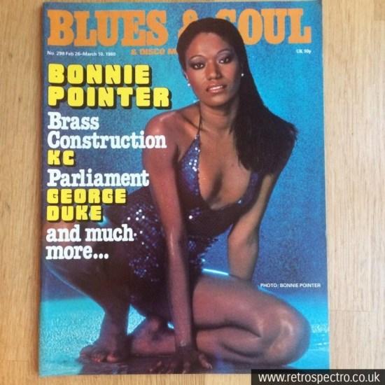 Blues & Soul No 298
