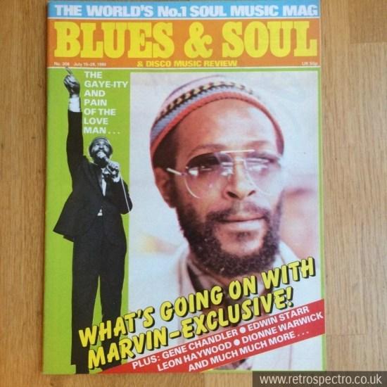 Bluesa & Soul Nº 308