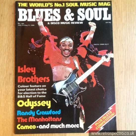 Blues & Soul - 309
