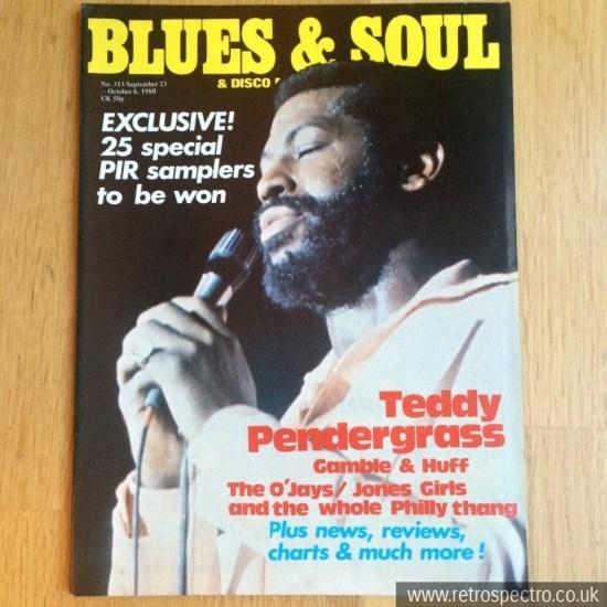 Blues & Soul - 313
