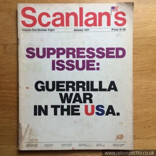 Scanlan's No8