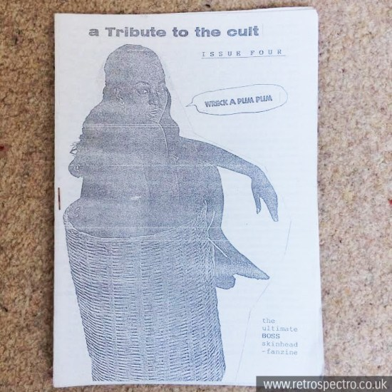 A Tribue To The Cult fanzine