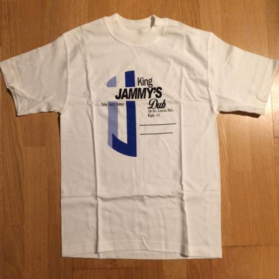 King Jammy's Dub Plate T-Shirt