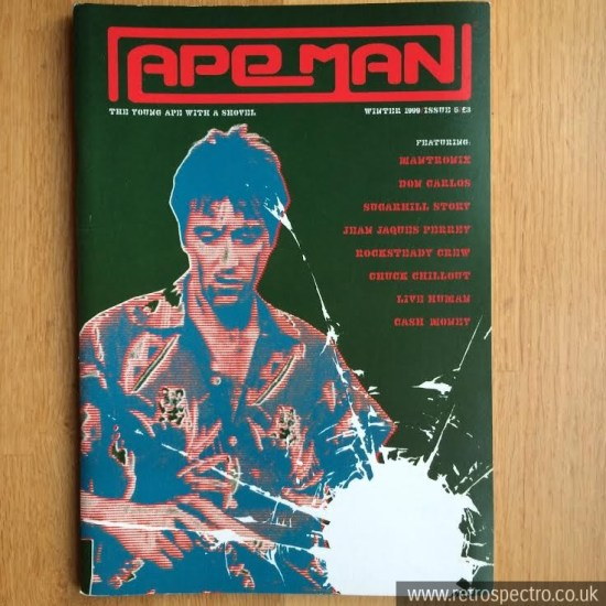 Ape Man magazine No 5