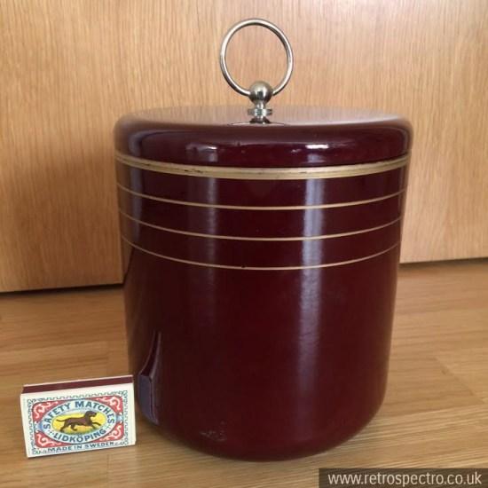 St Michael Cookie Jar
