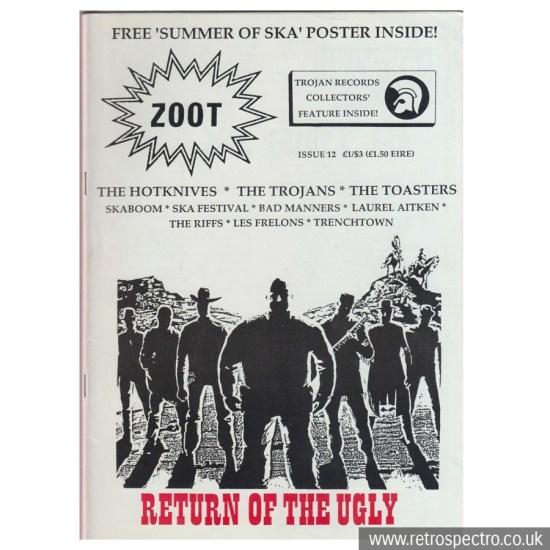 Zoot magazine No 12