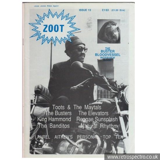Zoot fanzine No 13