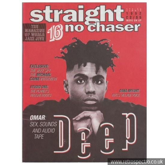 Straight No Chaser magazine 1992