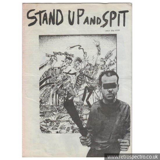 Stand Up And Spit Fanzine