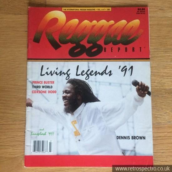 Reggae Report 1991