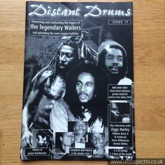 Distant Drums No 11