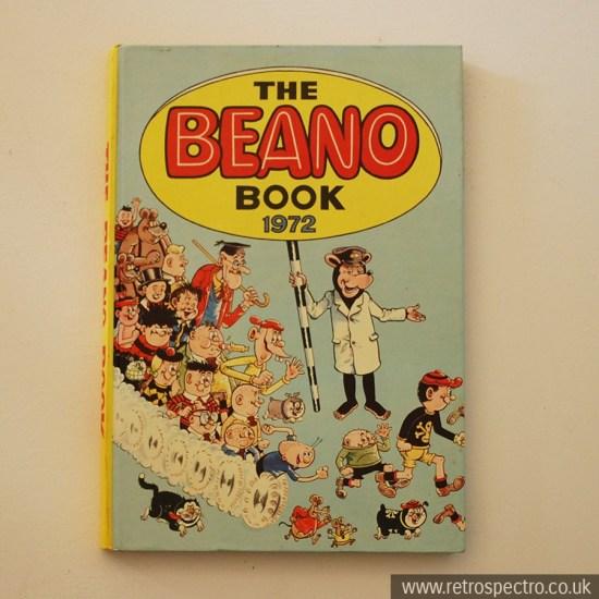 The Beano Annual 1972