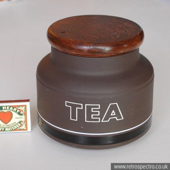 Hornsea Contrast Storage Jar
