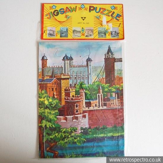 Vintage Jigsaw