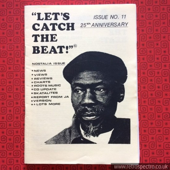 Let's Catch The Beat Fanzine