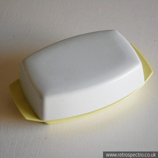 Melamine Butter Dish