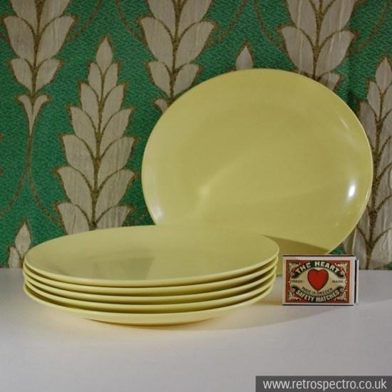 Melamine Side Plates