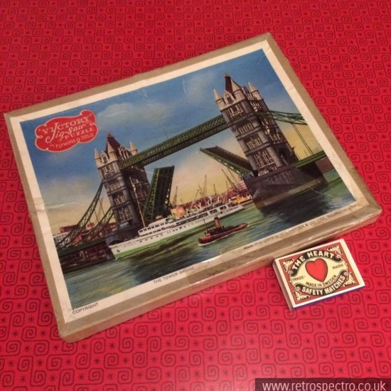 Victory Jigsaw Puzzle - Tower Bridge
