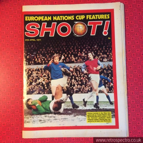 Shoot Football Magazine