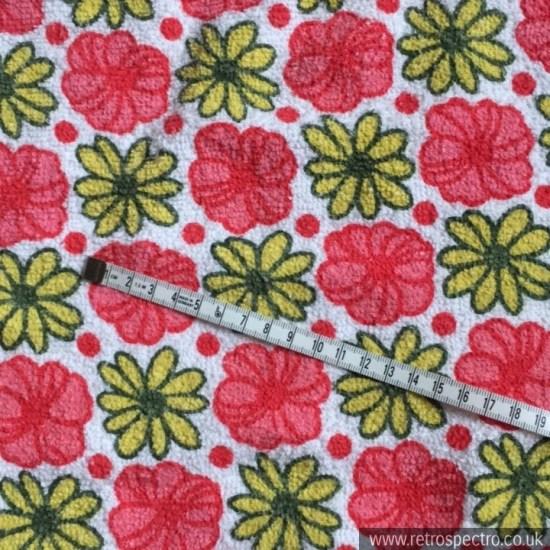 Vintage Toweling Fabric