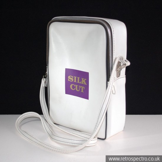 Silk Cut Shoulder Bag