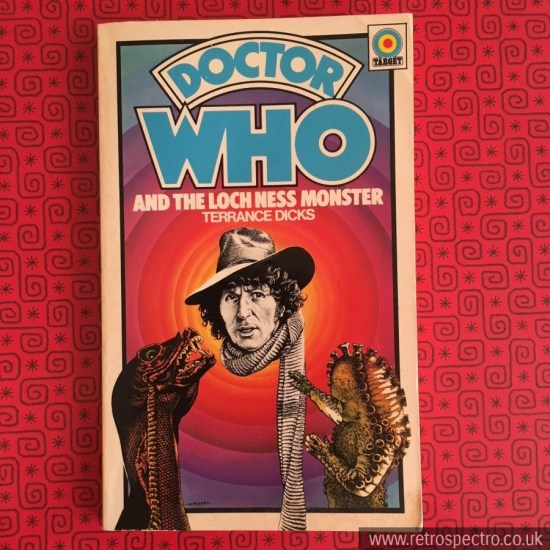 The Doctor And The Lock Ness Monster