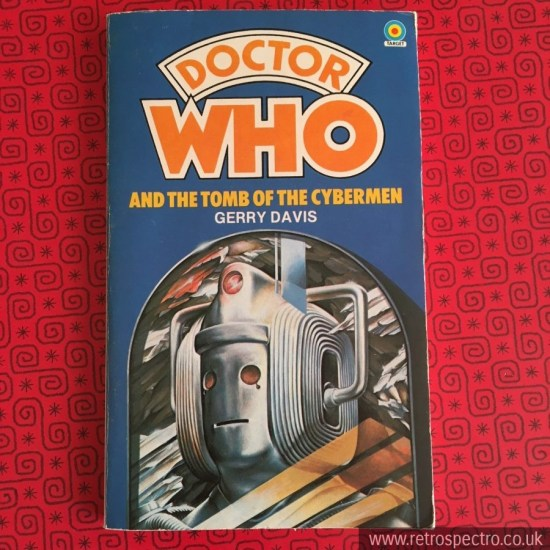 Doctor Who And The Tomb Of The Cybermen