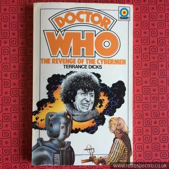 Doctor Who - The Revenge Of the Cybermen