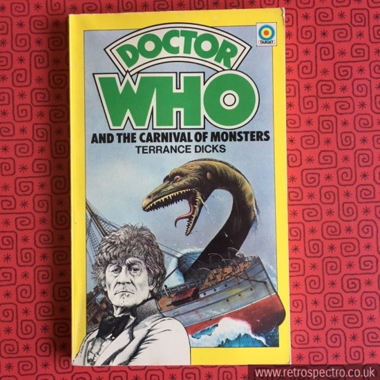 Doctor Who And The Carnival Of Monsters