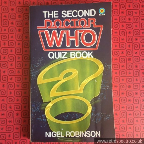 The Second Doctor Who Quiz Book