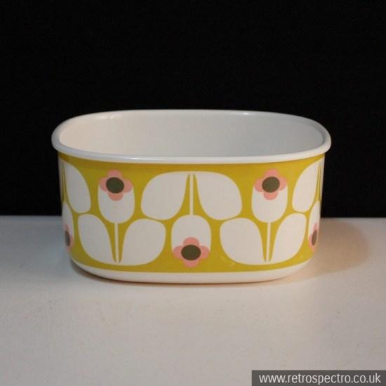 Orla Kiely Melamine Bowl