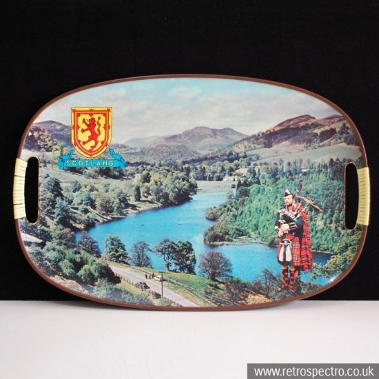 Scotland Souvenir Tray