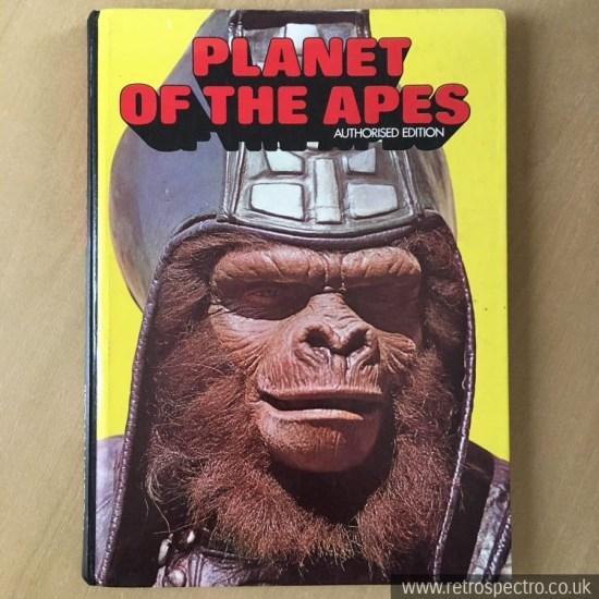 Planet Of The Apes Annual 1975