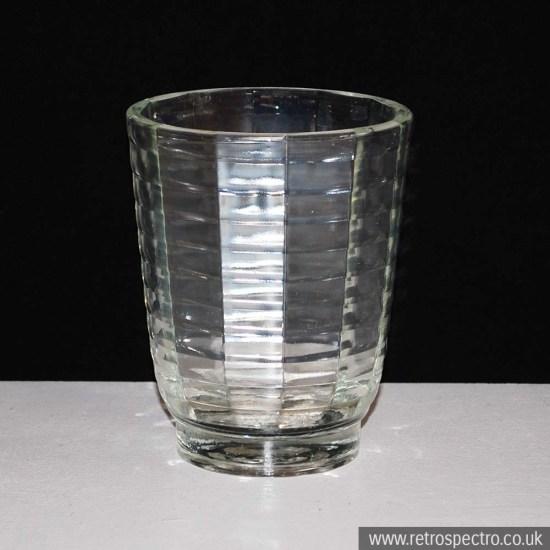 Chance Glass Spiderweb Vase