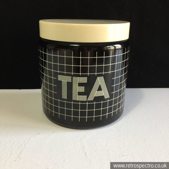 CLP Tea Storage Jar