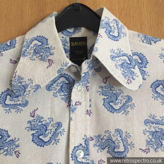 Beagle Collar Shirt